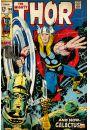 Thor retro - plakat - Animowane