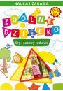 eBook Zdolne dziecko. Gry i zabawy ruchowe. 0-6 lat pdf
