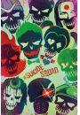 Legion samobójców Suicide Squad - plakat - Akcji