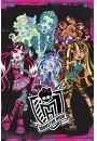Monster High Upiorna Szkoła - Monsters - plakat - Plakaty. Filmy dla dzieci