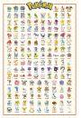 Pokemon GO Wszystkie Pokemony - plakat