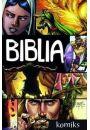 Biblia /komiks/ - Religioznawstwo