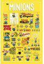 Minionki rozrabiają - Infografika - plakat