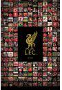 FC Liverpool Kompilacja - plakat - Plakaty. Sport