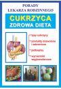 eBook Cukrzyca. Zdrowa dieta pdf