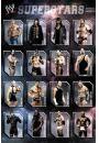 WWE Wrestling Compilation - plakat - Plakaty. Sport