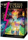 Starman Tarot Kit, karty i książka