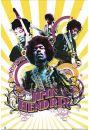 Jimi Hendrix Kompilacja - plakat - Hendrix