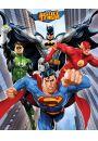 DC Comics Powstanie - plakat