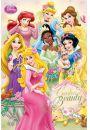 Disney Princess garden - Ksi�niczki - plakat - Plakaty. Filmy dla dzieci