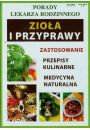 Zio�a i przyprawy - Uzdrawianie