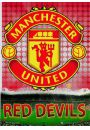 Manchester United Glory - plakat 3D - Plakaty 3D. Sport