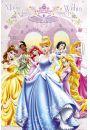 Disney Princess Księżniczki - Bal - plakat - Plakaty. Filmy dla dzieci