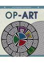 Antystresowa kolorowanka dla doros�ych. Op-Art