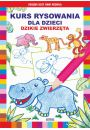 eBook Kurs rysowania dla dzieci. Dzikie zwierz�ta pdf