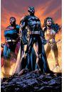 DC Comics Liga Sprawiedliwych Trio - plakat - Seriale