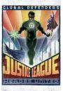 DC Comics Liga Sprawiedliwych Obro�cy Ziemi - plakat - Plakaty. Filmy dla dzieci