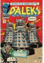 Doctor Who - Komiksowe Pojazdy Daleków - plakat - Seriale