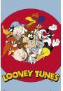 Looney Tunes Obsada - plakat - Plakaty. Filmy dla dzieci