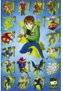 Ben 10 Alien Force Kompilacja - plakat - Plakaty. Filmy dla dzieci