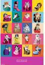 Kotki w Butach Keith Kimberlin - plakat - Plakaty. Inne zwierzęta