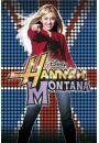 Miley Cyrus Hannah Montana uk - plakat - Plakaty. Filmy dla dzieci