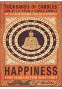 Budda - Szczęście - plakat motywacyjny - Wiara i religia