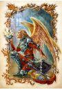 Karty Poszukiwania Św. Gralla - Seria Średniowiecze