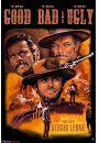 Dobry Zły i Brzydki - Clint Eastwood - Western - plakat - Sławni