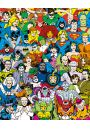 DC Comics Bohaterowie - plakat