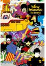 The Beatels Żółta Łódź Podwodna - plakat - Beatles