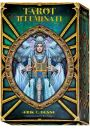 Zestaw Tarot Illuminati + książka - Tarot Ezoteryczny