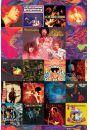 Jimi Hendrix - Okładki Płyt - plakat