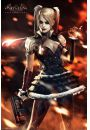 Batman Arkham Knight Harley Quinn Fire - plakat - Gry