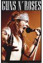 Guns N' Roses Axl Rose - plakat - Guns AND Roses