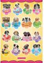 Pieski i Ciasteczka - plakat - Psy