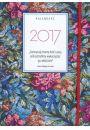 Kalendarz Mini LUX Canvas 2017 - Kalendarze
