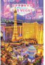Las Vegas Stolica Hazardu - plakat - Znane miejsca