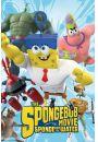 Spongebob na Suchym Lądzie - plakat