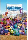 Uniwersytet Potworny - plakat - Plakaty. Filmy dla dzieci