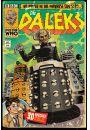 Doctor Who Daleks komiks - plakat - Plakaty. Hobby