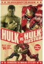 Avengers Czas Ultrona (Hulk Vs Hulkbuster) - plakat