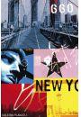 Nowy Jork Mix - plakat - Znane miejsca