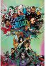 Legion Samobójców Bomba Atomowa - plakat