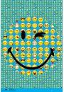 Smiley Uśmiech - plakat - Plakaty. Humor