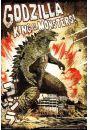 Godzilla King of the Monsters - plakat - Fantastyczne