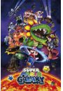 Nintendo Wii Super Mario Galaxy - plakat - Gry
