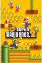 Nintendo Super Mario Bros 2 - plakat - Gry