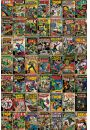 Marvel - Okładki Komiksów - plakat - Plakaty. Filmy dla dzieci