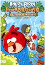 Angry Birds Playground Czerwony i łamigłówki